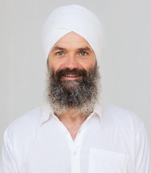 Amrit Sadhana Singh Portrait